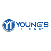 Young's Tires Logo